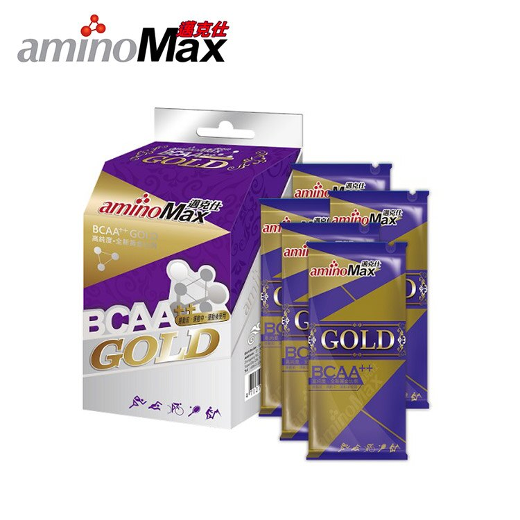邁克仕胺基酸GOLD A114-2 (一盒5包入) / 城市綠洲 (HIRO's、aminoMax、登山、健行、運動、跑步、補給)