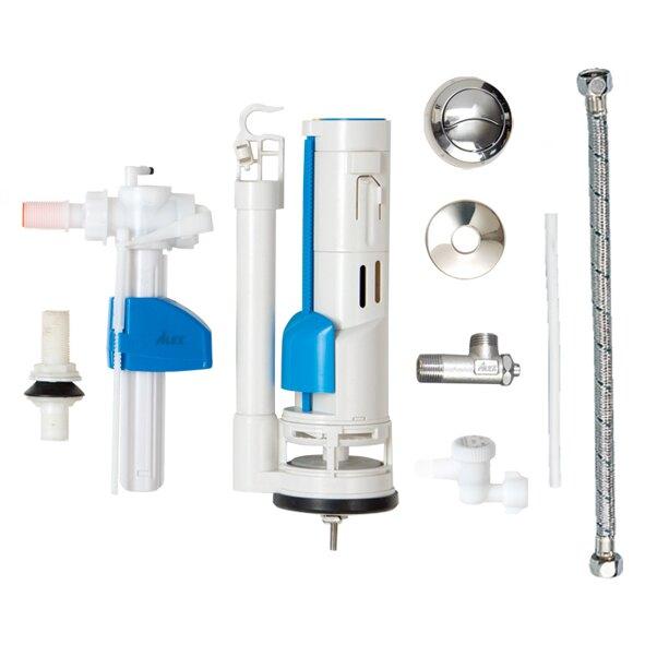 電光二段式水箱零件/TF5084