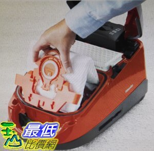 [COSCO代購 如果售完謹致歉意] W121943 Miele S4集塵袋組合包 (馬達濾網 + 高效率網 + 集塵袋4入)