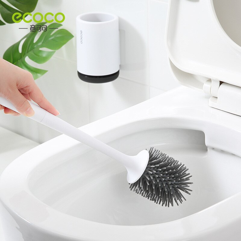 隱藏式通風 馬桶刷 馬桶清潔刷 落地款 壁掛款 廁所刷子 浴室清潔刷 TPR材質刷頭