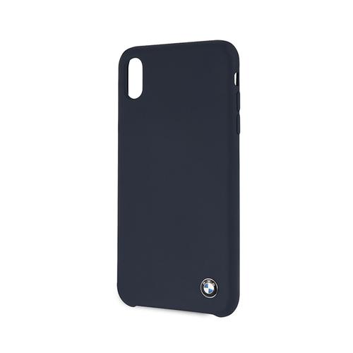 BMW iPhone XR 內底銘刻背蓋(海軍藍)