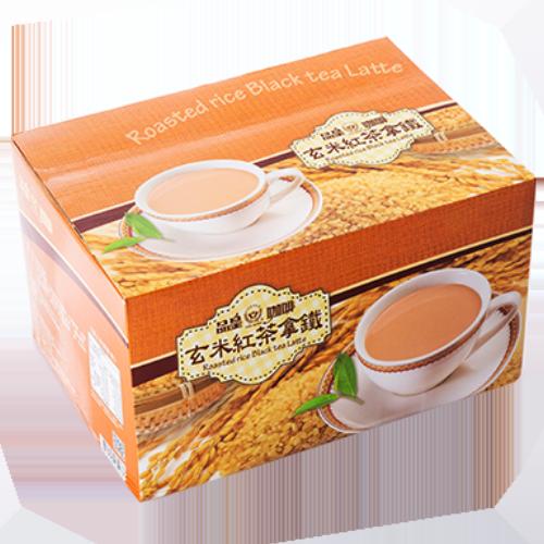 品皇咖啡 玄米紅茶拿鐵 量販盒