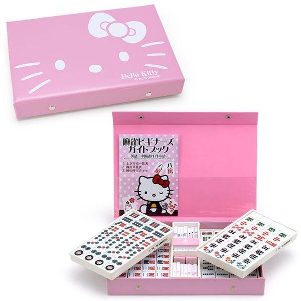 Hello Kitty 限定麻將100109