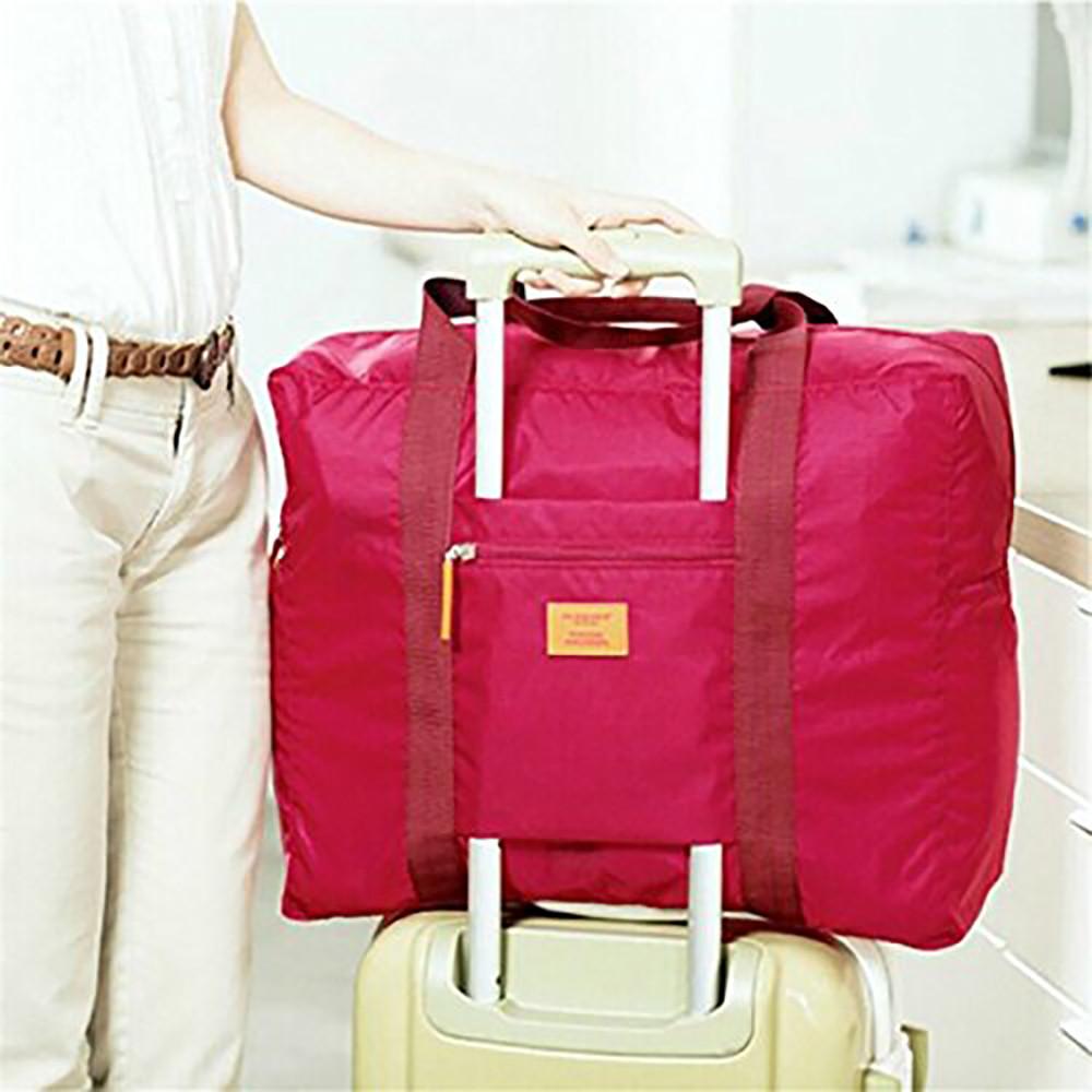 莫內的午後日系高質感旅行箱防水收納包/旅行收納袋