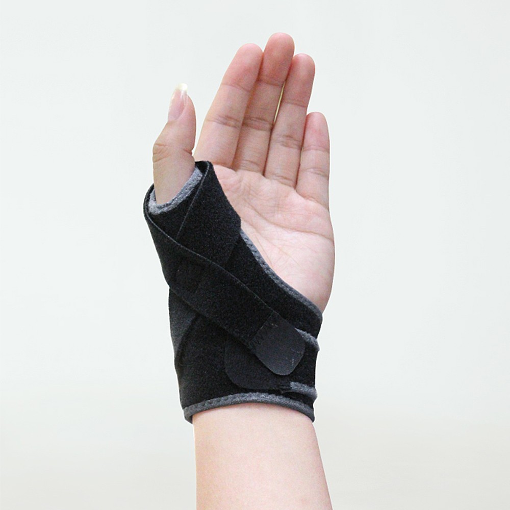 【BodyVine 巴迪蔓】拇指穩固套-(1入) 強力包覆 運動護具 束健 (SP-8010)