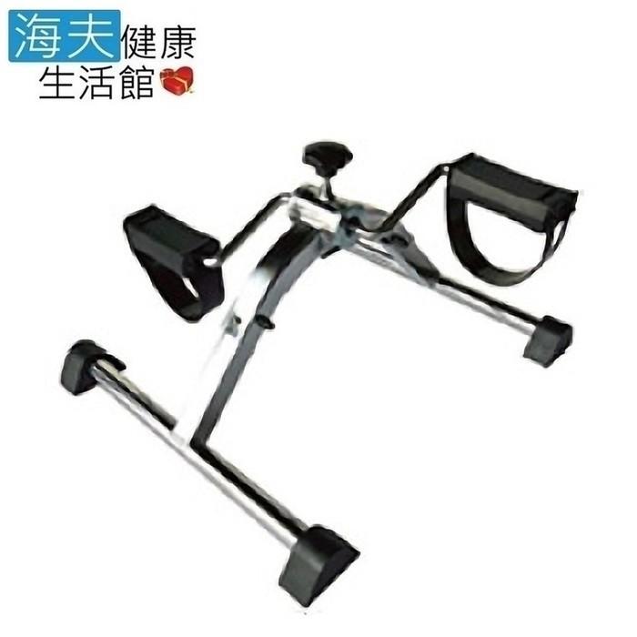 海夫健康生活館建鵬 jp-828 輕便可摺式腳踏器 折疊式 腳步運動器