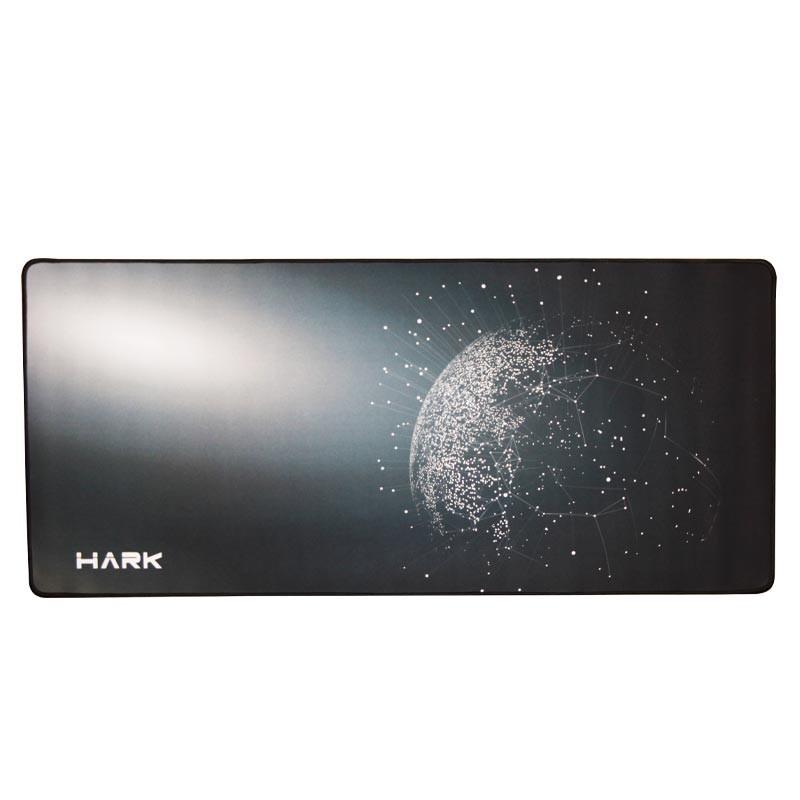 hark超大鼠墊 桌墊 三樣式可選 地球 流星 紅邊  90x40cm