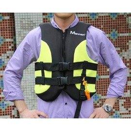 【短款貼身救生衣-成人款-S/M/L/XL/XXL-1套/組】潛水材料+EPE 兒童成人救生衣超強浮力 短款貼身輕便浮潛磯釣 摩托艇-76033