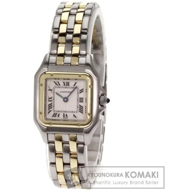 premium selection 473a6 fd234 CARTIER カルティエ パンテールSM 腕時計 ステンレス SSxGP GP ...