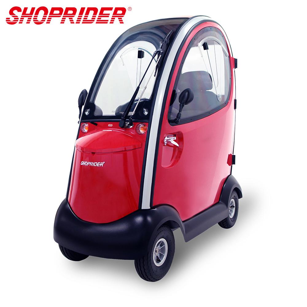SHOPRIDER TE-889XLSN Cabin電動代步車(全罩式車款)