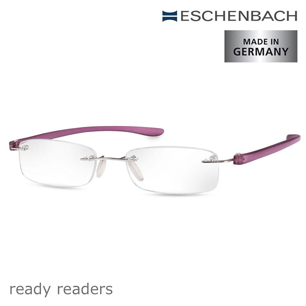 【德國 Eschenbach】ready readers 德國單光老花眼鏡 紫羅蘭色 (共7種度數)