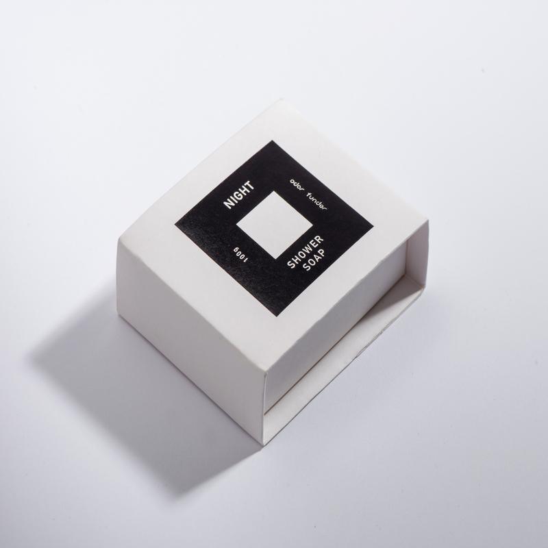 用氣味問安 潔膚皂 三入組 100gx3