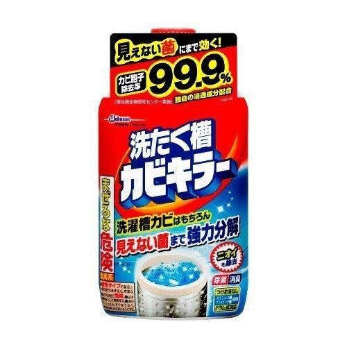 日本 Johnson 除臭除菌 洗衣槽專用清潔劑 (550g)