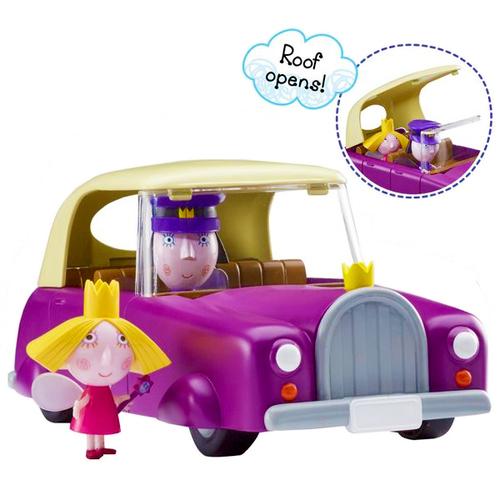 【花園小精靈 Ben&Holly】莉莉公主的國王轎車 BH06401