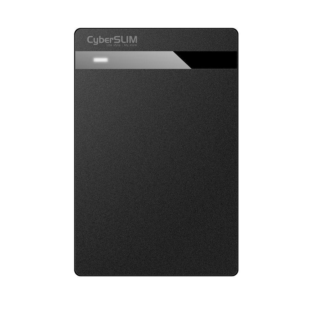 【全店95折最高折一萬】CyberSLIM V25U3 2.5吋 硬碟外接盒 USB3.0 固態硬碟SSD外接盒 黑色