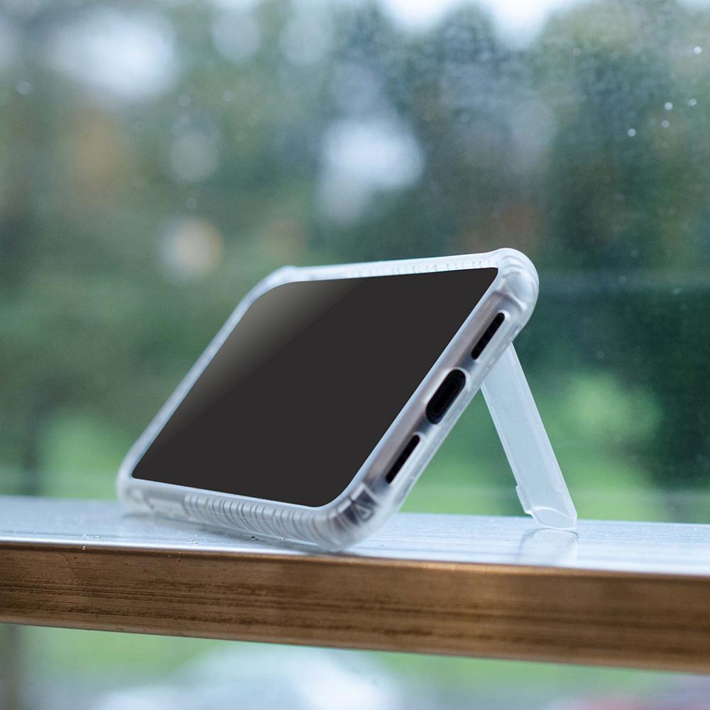 navjackiphone x/xs(5.8吋)stiff 站立式吸震空壓保護殼