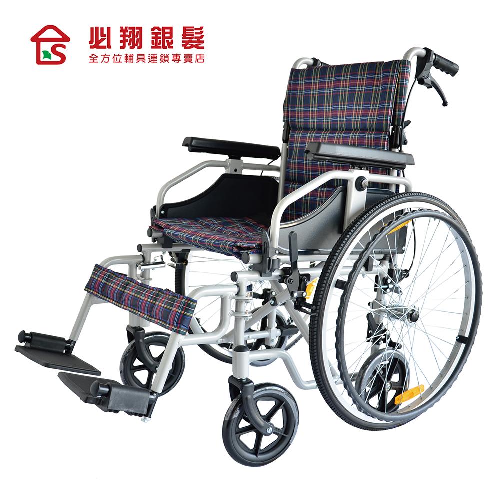 必翔銀髮 快拆兩用型輪椅 PH-188(未滅菌)