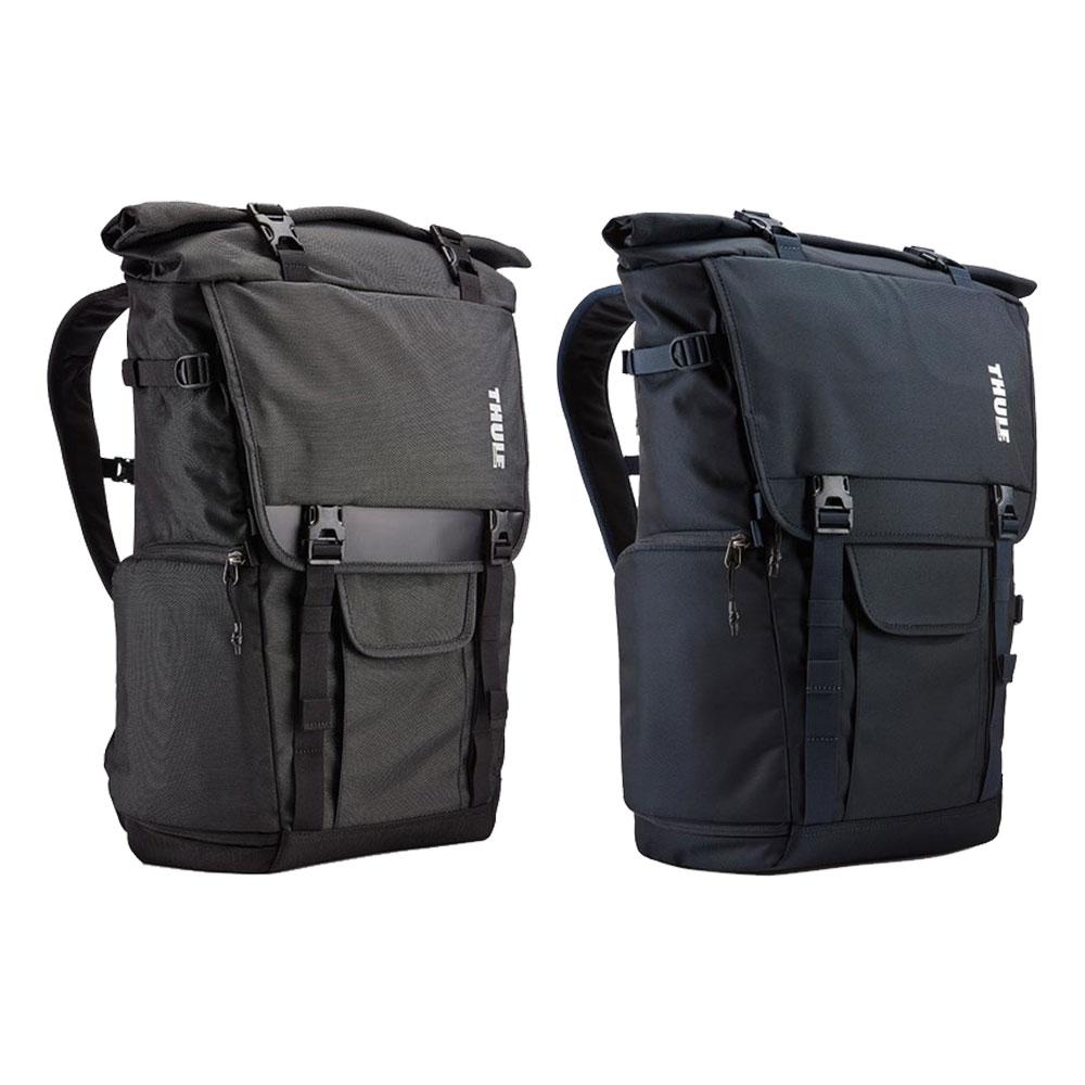 瑞典Thule Covert DSLR 多功能上掀式後背包/相機包/攝影包/休閒包 (暗灰、礦藍) TCDK-101
