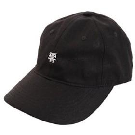 【Super Sports XEBIO & mall店:帽子】リネン刺繍キャップ HIBIKI 897PA9ST1727 BLK