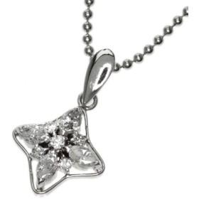 ダイヤモンド ネックレス プラチナPT900  中古 SELECT JEWELRY セレクトジュエリー