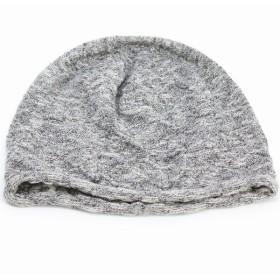 春夏 婦人 サマーニット ニット帽 室内着用可能 国産 ニット 綿 麻 スラブ ニットワッチ 室内で使える 上品 レディース ベージュブラック
