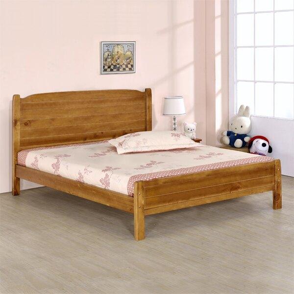 采風床架組-雙人5尺/雙人加大6尺❘床架/床台/床組/雙人床/木床架/床組/房間組/臥室【YoStyle】