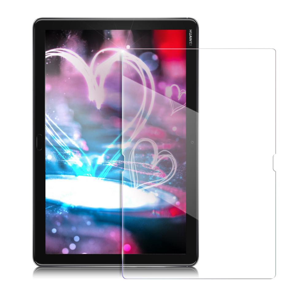 xmart for 華為 huawei mediapad m5 lite 10.1 強化指紋玻璃保護