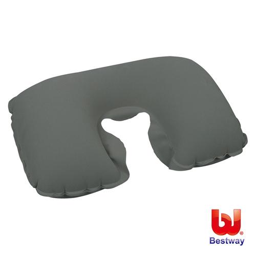 Bestway植絨旅行用充氣枕/U型枕/ㄇ型頸枕