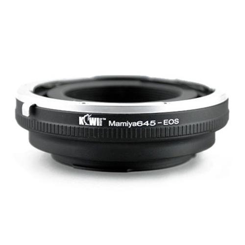 KIWI 異機身接環-Canon 機身/Mamiya 645鏡頭