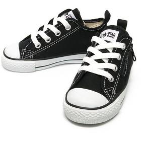 フットプレイス(キッズ) コンバース チャイルド オールスターN Z ロウ CONVERSE CHILD ALL STAR N Z OX レディース ブラック 21cm 【FOOT PLACE(Kids)】