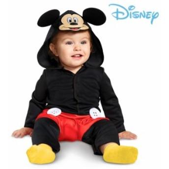 ディズニー ミッキーマウス コスチューム ドレス ハロウィン ベビー 子供 男の子 仮装 コスプレ タキシード 帽子 2点セット