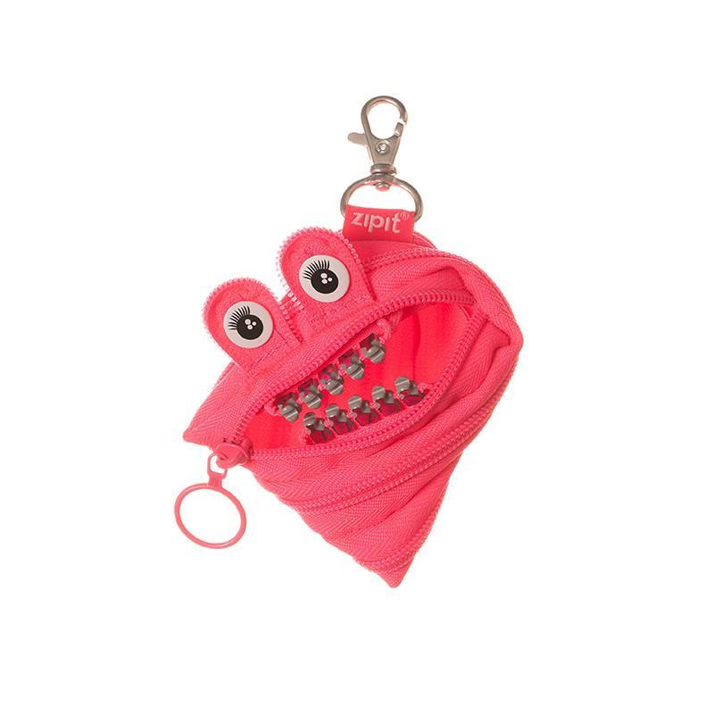 鋼牙怪獸零錢包 - 娃娃粉