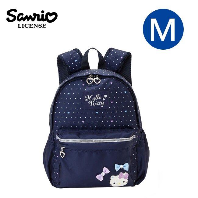 【日本正版】凱蒂貓 兒童背包 M號 後背包 背包 書包 Hello Kitty 三麗鷗 Sanrio - 219997