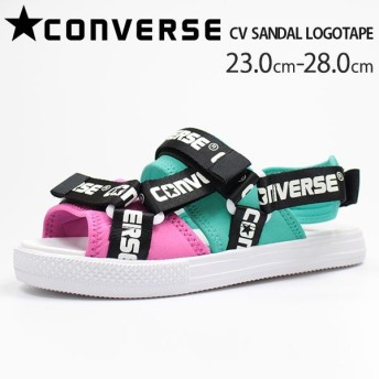 CONVERSE コンバース ALL STAR CV SANDAL LOGOTAPE