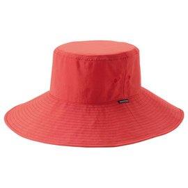 Mont-Bell Parasol Hat 防曬大盤帽/可折收抗紫外線圓盤帽 1108435_POME 瑰紅