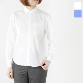 【クーポン対象】DIGAWEL ディガウェル コットンピンカラーシャツ STANDARD SHIRT1 dwjob034y 2019aw新作