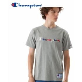 メール便対応 チャンピオン Tシャツ 半袖 C3-H371-070 メンズ