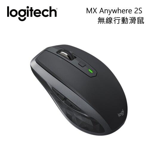 [領券折$100]羅技 MX Anywhere 2S 無線行動滑鼠 羅技FLOW跨電腦控制 可快速充電【Sound Amazing】