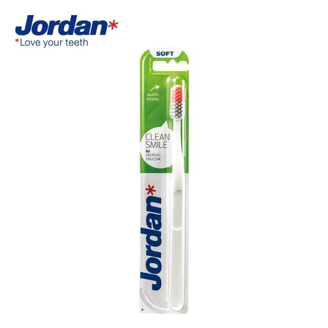 Jordan 清新酷炫牙刷(軟毛)1入