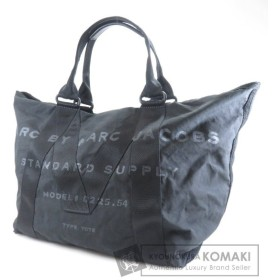 MARC BY MARC JACOBS【マークバイマークジェイコブス】 ロゴモチーフ トートバッグ ナイロン素材 レディース 【中古】