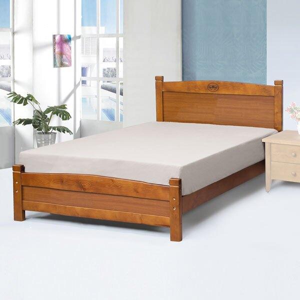 米路床架組-單人3.5尺❘床架/單人床/木床架/床組/房間組/臥室【YoStyle】