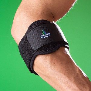 護具 網球肘 高透氣網球/高爾夫球肘 OPPO歐柏1489