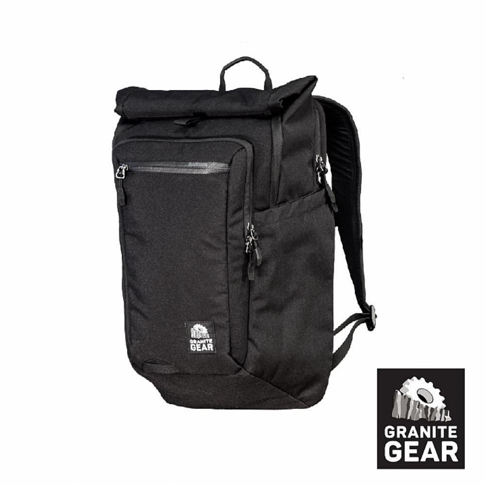 GRANITE GEAR CADENCE 抗水耐用輕量休閒後背包 / 黑 (黑色)