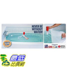 [美國直購] 家用緊急儲水袋 WaterBOB (可放浴缸中) waterBOB Emergency Drinking Water Storage _TA1 $1888