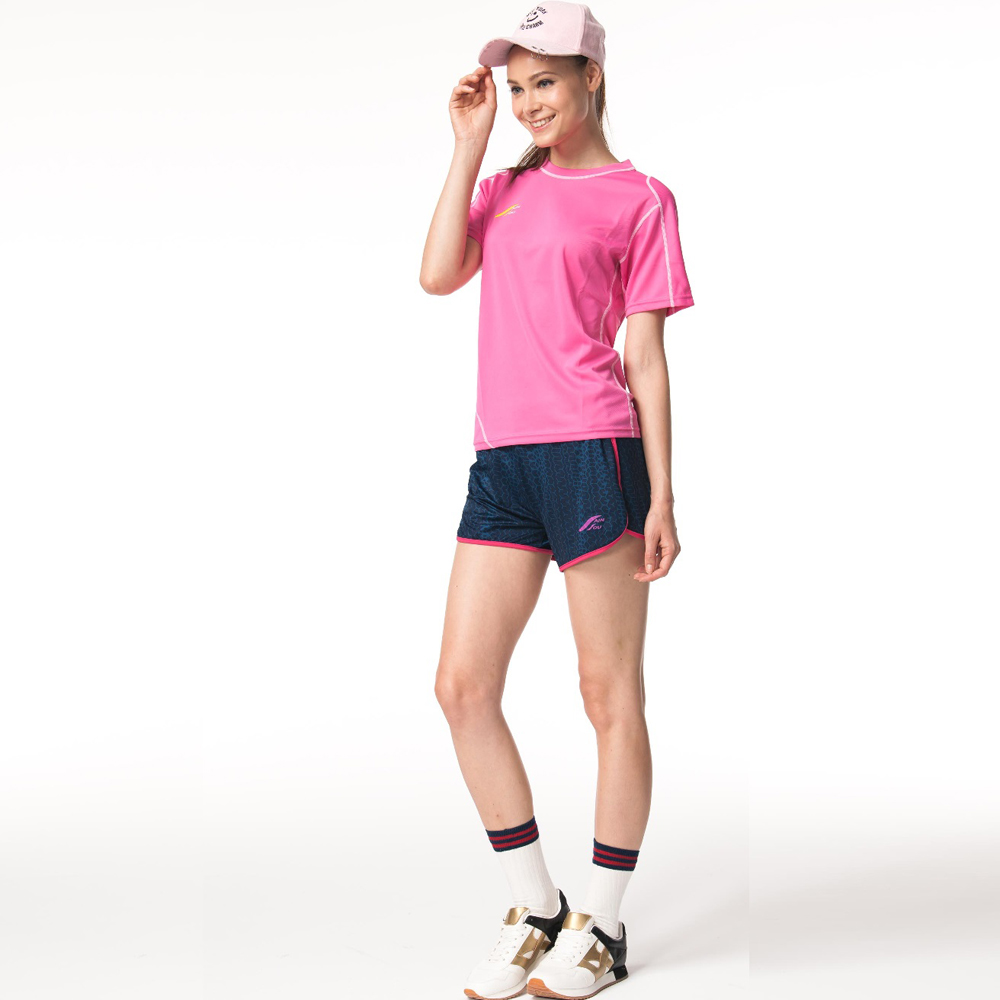 【SAIN SOU】Lady運動短褲T13736-07