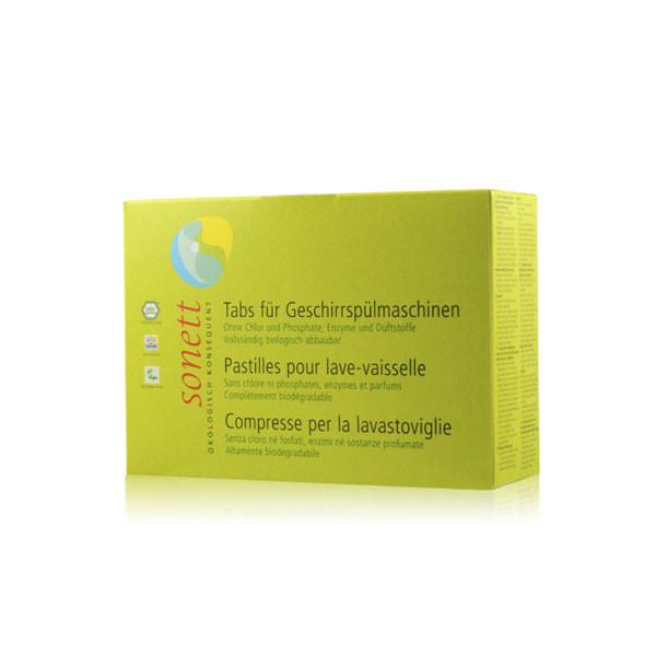 德國sonett律動環保洗碗錠 / 洗碗機用 20g (25顆)