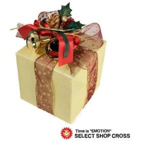 クリスマスギフトラッピング yg-xmas-spye1600 イエロー包装紙 星リボン ベルオーナメント ※当店他商品をお買い上げのお客様限定販売 ポイント消化 あすつく