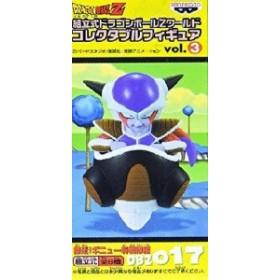 組立式 ドラゴンボールZ ワールド コレクタブル フィギュア vol.3 フリーザ(中古品)