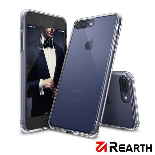 Rearth Apple iPhone 7/8/SE2 (Ringke Fusion) 高質感保護殼
