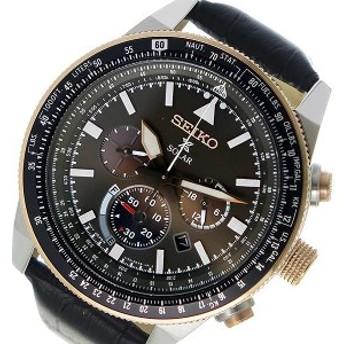 腕時計 メンズ セイコー SEIKO プロスペックス PROSPEX ソーラー SSC611P1 ダークグレー ダークグレー